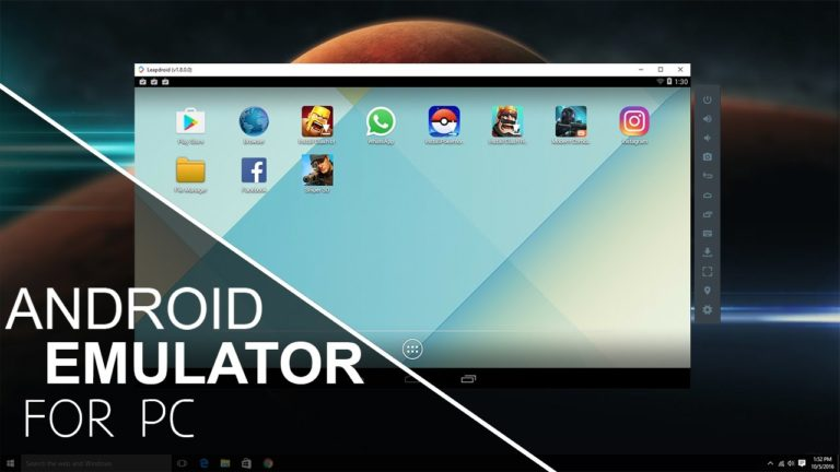 Best Android Emulators of all time