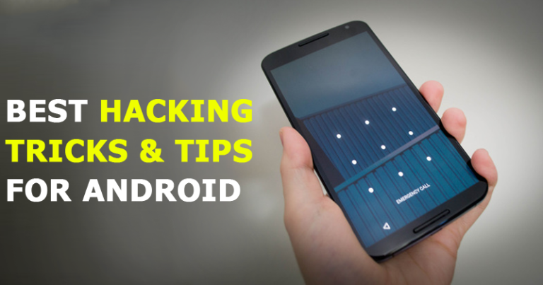 Coolest Android Hacks of all  time