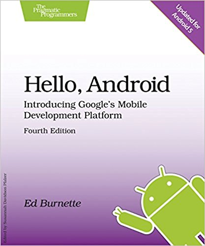 hello android the best book for android development