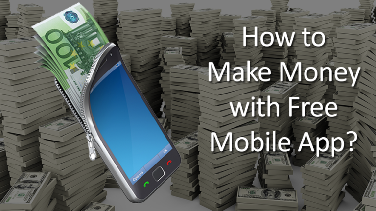How to make Money with Android App?