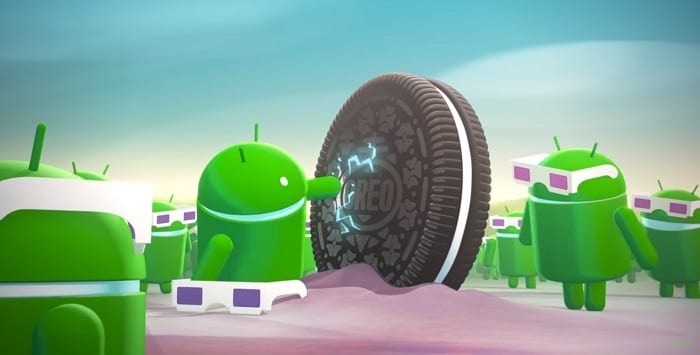 Android 8.0 and 8.1 Oreo