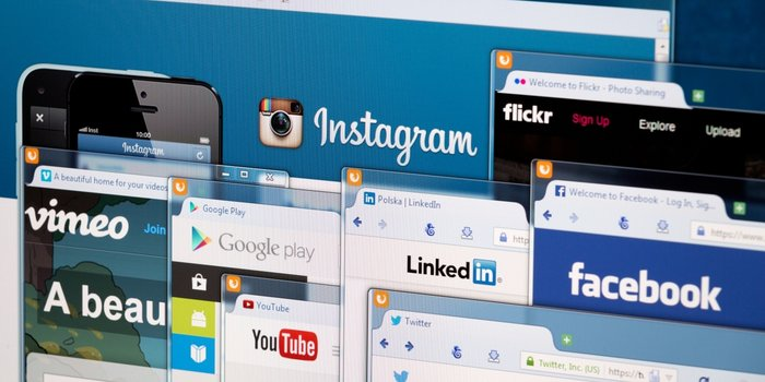 Social Media Platforms to promote Android Apps