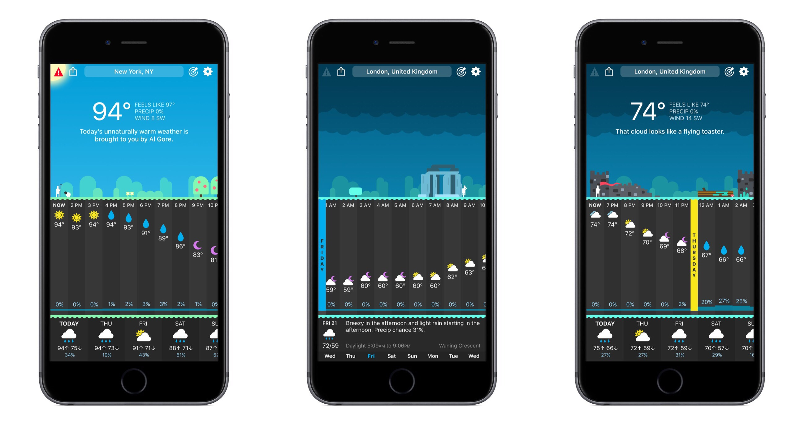 Carrot Weather App Review