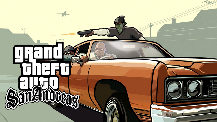 Grand Theft Auto: San Andreas Game Review