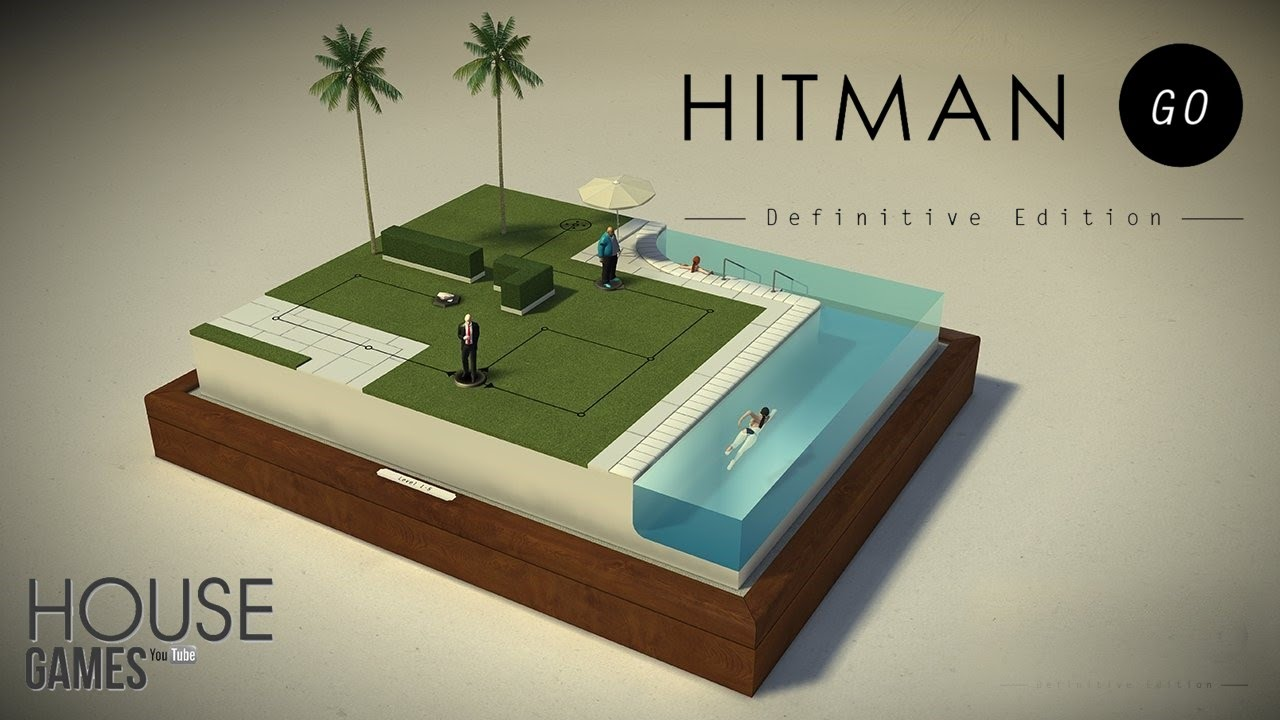 Hitman Go Game Review