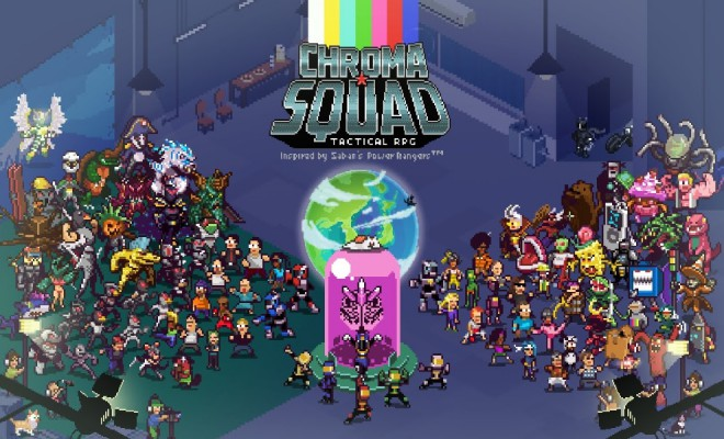 Chroma Squad Game Review
