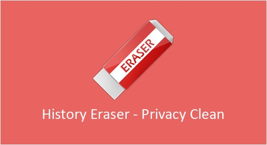 History Eraser Pro - Clean up App Review