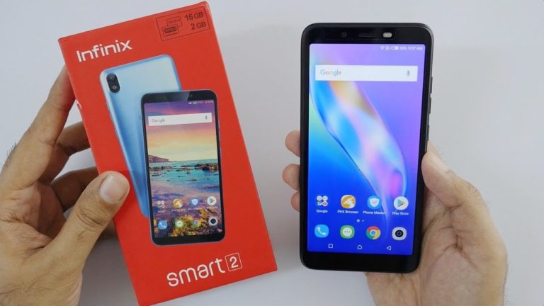 Infinix Smart 2 Review
