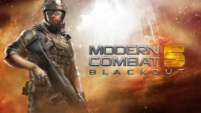 Modern Combat 5 Game Review