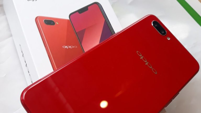 Oppo A3s Review