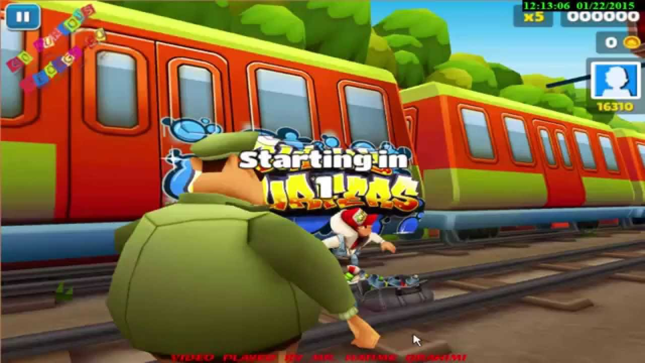 Subway Surfers Game Review