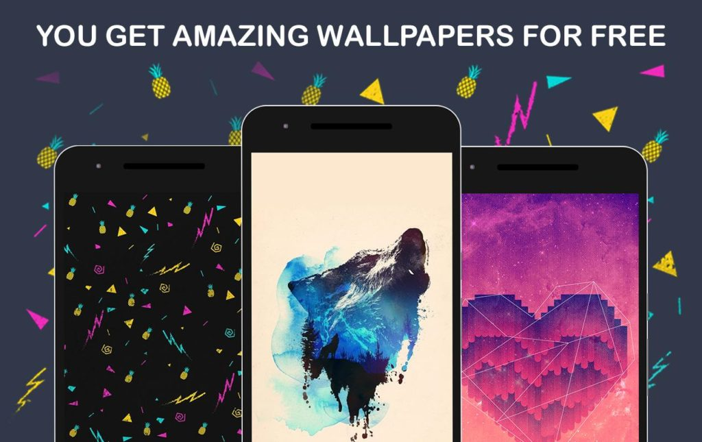 Walli - 4K, HD Wallpapers & Backgrounds App Review