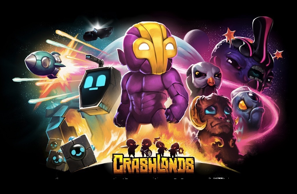 Crashlands Game Review