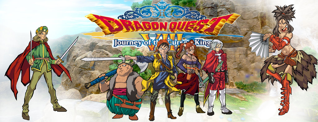 DRAGON QUEST VIII Game Review