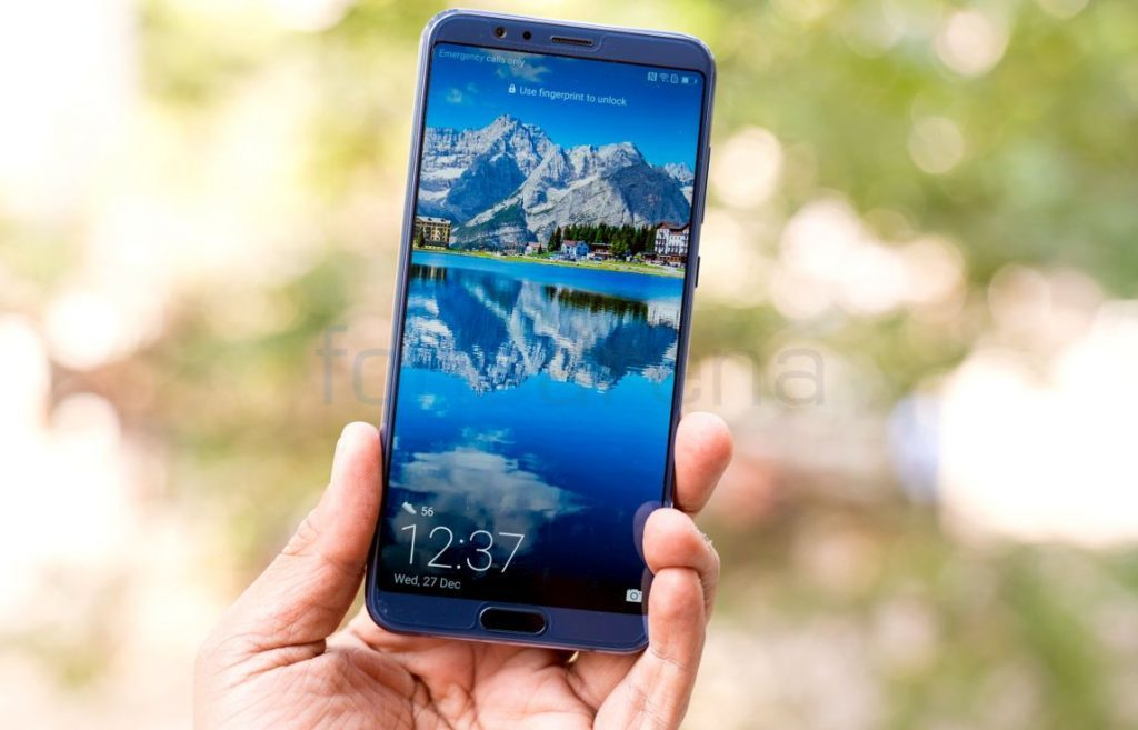 Huawei Honor 10 display