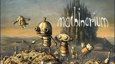 Machinarium Game Review