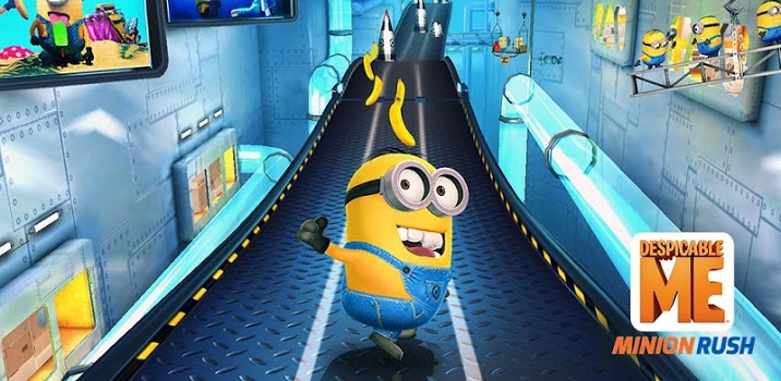 Minion Rush Game Review
