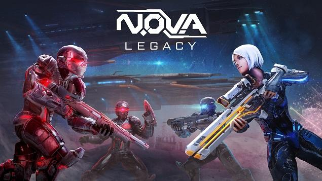 N.O.V.A. Legacy Game Review