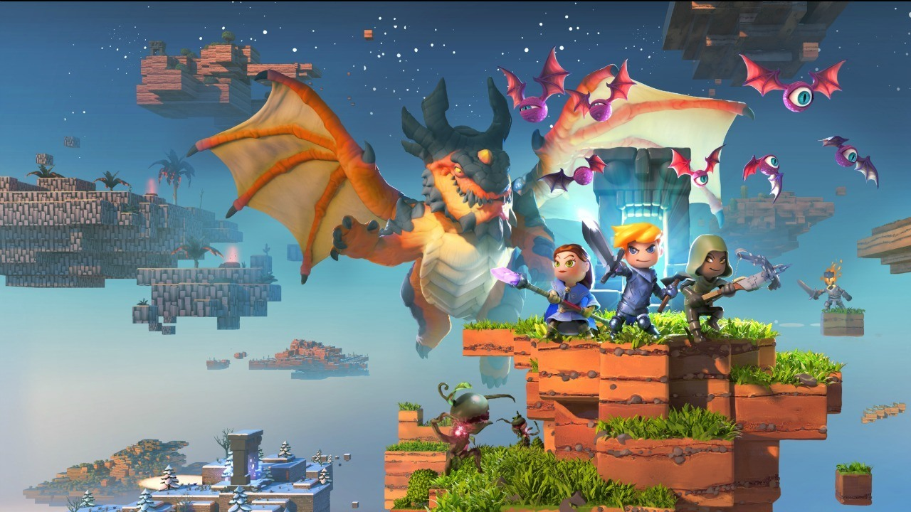 Portal Knights Game Review