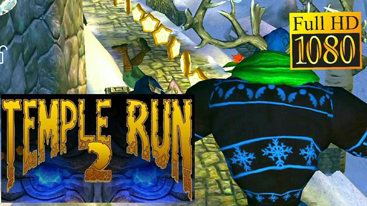 temple run 2 game review
