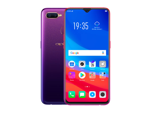 Oppo F9 Specifications